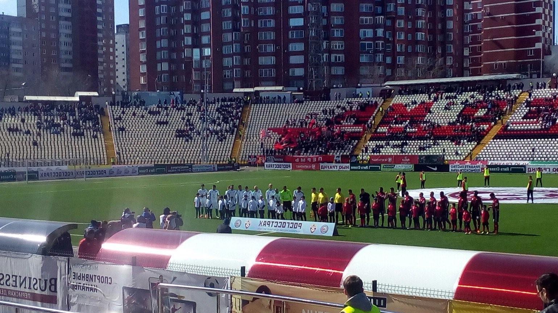 В Перми на стадионе «Звезда» торжественно открыли новое поле