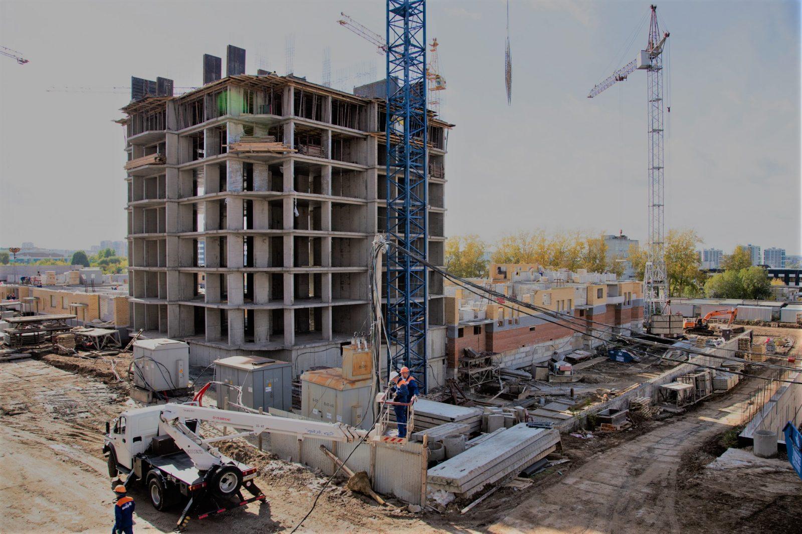 В Пермском регионе утвержден список дополнительных мер, благодаря которым будет осуществляться поддержка достройки проблемных объектов